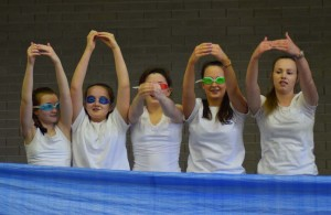 swimmers group
